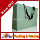 Мешок бумаги/белой бумаги 4 искусствоа напечатанный цветом (2240)