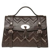 Novo design de moda de alta qualidade sacos de ombro bolsas de couro (LDO-160969)