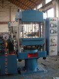 Tipo hidráulico máquina de vulcanización
