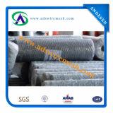 CE, SGS, RoHS маркирует высокую растяжимую гальванизированную покрынную PVC шестиугольную ячеистую сеть