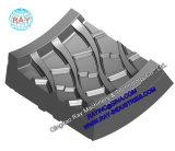 Molde segmentado TBR neumáticos