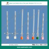 使い捨て可能な背骨の針かEpidural針または穿刺の針(14G-27G)