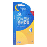 Eigenmarke Melatonin Kapsel für Speicher-/Schlaf-Verbesserung