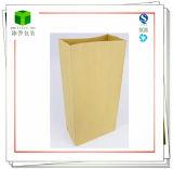 Industriechemie-Quadrat-Unterseiten-Papierbeutel