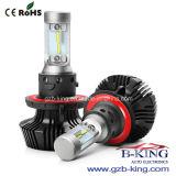 調節可能なFanless 4000lm H13フィリップスZes車LEDのヘッドライト