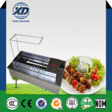 Le charbon de bois barbecue gaz Grill Machine rotative