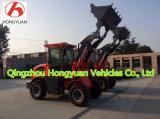 chargement frontal hydraulique ZL12 avec 1200kg Poids de chargement nominale