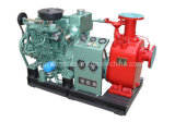 Horizontale selbstansaugende Abwasser-Pumpe