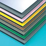 catalogue des prix composé en aluminium de panneau d'enduit épais de PE de 3mm