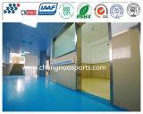 Colorida fácil Polyurea spray limpiador de suelos de la escuela, hospital piso, la superficie de sala