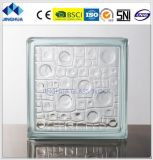 Jinghua lua nova de alta qualidade de vidro transparente Brick/Bloquear