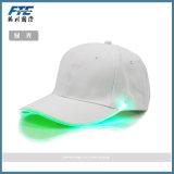 Boné de beisebol de venda quente do diodo emissor de luz dos chapéus da forma