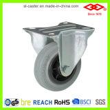 отверстие для болтов 160mm серое резиновый с рицинусом тормоза промышленным (G102-32D160X40S)