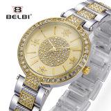 Modo casuale Bracelet&#160 della vigilanza di personalità di Belbi; Vigilanza impermeabile femminile del quarzo della vigilanza