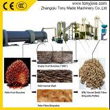 CE palmier à huile EFB Fibre ligne de production de pellets