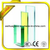 6.38-41.04мм плоского или изогнутые цветные слоистого стекла на заводе с маркировкой CE / ISO9001 / КХЦ