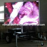 テキストメッセージのアニメーションのビデオのために使用できる多目的携帯用フルカラーのビデオ印