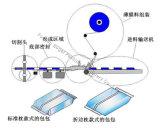 Empaquetadora eléctrica moderna de los palillos del conjunto horizontal