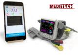 Meditech 2.4 Pulgadas Monitor de Paciente con Ce & ISO Certificado