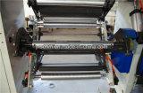 グラビア印刷の印字機非編まれたファブリックフィルムホイル9のカラープリンターMaquina Prensa De Impresion