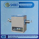 Hornos de resistencia al tratamiento térmico, Tube-1200 Horno de vacío tubular de laboratorio