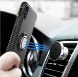 Случай iPhone кронштейна раковины панцыря случая мобильного телефона магнитный
