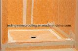 Membrane imperméable à l'eau d'Underlayment synthétique de toiture d'éthylène de polymères