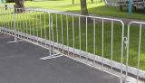 Las barreras de control de multitudes