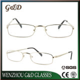 La moda de alta calidad gafas Gafas Anteojos de lectura de metal