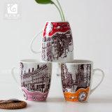 Großhandels14oz 12oz 10oz China keramisches Tee-Cup-trinkendes Cup
