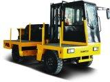 Carrello elevatore laterale diesel del caricatore da 3 tonnellate