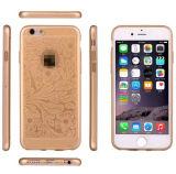 Самое новое iPhone 6/6plus аргументы за цветка TPU сливы