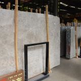Losa de piedra de mármol gris italiana de la mejor calidad