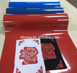 절단 도형기를 위한 좋은 스티커를 가진 고품질 색깔 비닐 PVC 자동 접착 비닐