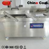 Máquina de empaquetamiento al vacío del alimento doble del compartimiento de Dz600-2sb