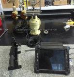 安全弁のためのコンピューター制御オンライン携帯用試験装置
