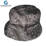 шлем 100%Polyester Sun с цифров на всем печать на раковине (LY020)