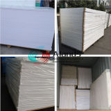 panneau blanc de mousse de PVC de 15mm à 0.55g/cm3