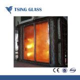 vetro Sandblasted 4-15mm per la stanza da bagno/portello/ufficio