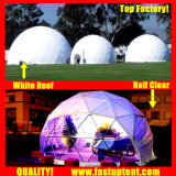 イベントのための最もよい鉄骨フレームの直径12mの測地線ドームのテント