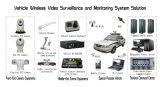 Fahrzeug PTZ Xenonlampe-Laser-HD IR IP-Kamera