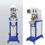 2개의 패드 En C150/1d를 가진 단 하나 색깔 잉크 컵 패드 인쇄 기계