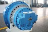Moteur de vitesse de Hydrauli de pièces de rechange d'excavatrice pour la mini excavatrice de la chenille 3.5t~4.5t