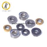 Zhuzhou indexable de carburo de tungsteno inserciones de molienda en herramientas de corte