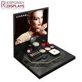 Rack de beleza venda quente Tabela Contador de conjunto de cosméticos de acrílico ou batom prateleira de exibição