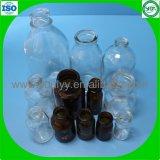 Frasco de vidro de injeção de produtos farmacêuticos
