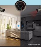 drahtlose Hauptinstallationssätze des überwachung 1080P IP-Netz WiFi CCTV-Kamera-Systems-NVR