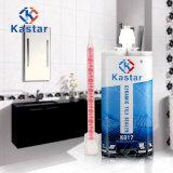 Salle de bain douche blanc Dirt-Resistance mater la tuile d'étanchéité