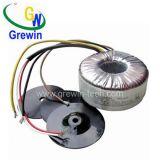 Transformateur d'alimentation toroïdal magnétique de petite fuite avec le CEI