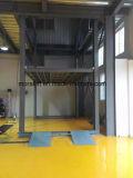 Elevación hidráulica de la plataforma del cargamento para el coche